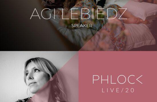 Agi Lebiedz PHLOCK woman in photography onference